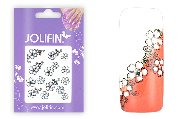 Jolifin Nailart Delight Sticker Nr. 8
