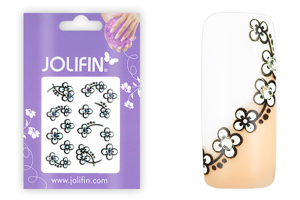 Jolifin Nailart Delight Sticker Nr. 10