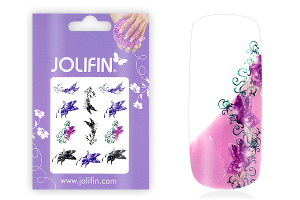 Jolifin Nailart Tattoo Nr.17