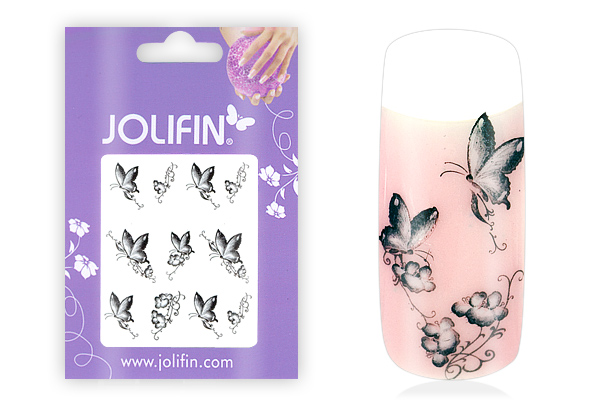 Jolifin Nailart Tattoo Nr.22