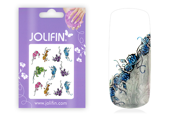 Jolifin Nailart Tattoo Nr.24