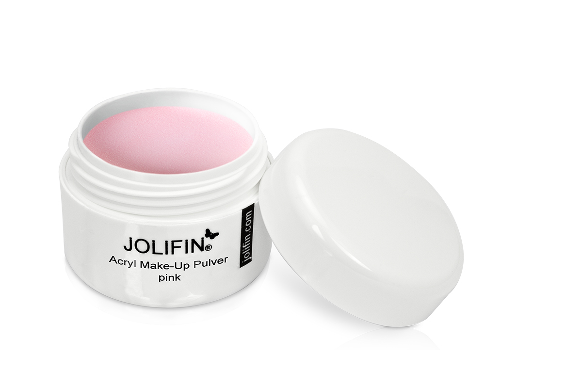Jolifin Acryl Make-Up Pulver pink 10g
