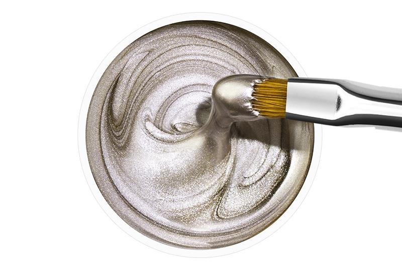 jolifin farbgel 4plus silk titan 5ml pretty nail shop 24. Black Bedroom Furniture Sets. Home Design Ideas