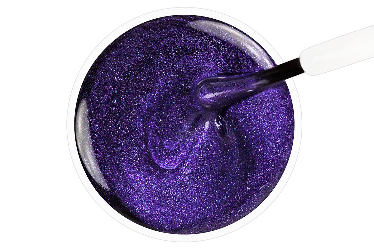 jolifin carbon colors uv nagellack purple 14ml pretty nail shop 24. Black Bedroom Furniture Sets. Home Design Ideas