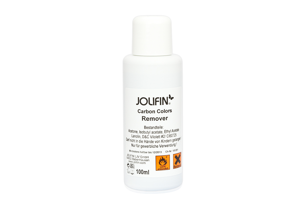 Jolifin Carbon Colors Remover 100ml