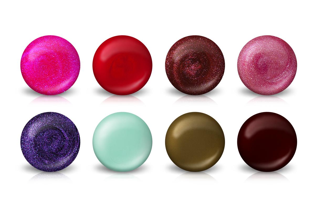 jolifin carbon colors starter kit 11tlg pretty nail shop 24. Black Bedroom Furniture Sets. Home Design Ideas
