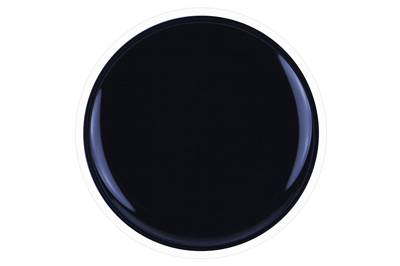 jolifin carbon colors uv nagellack night blue 11ml pretty nail shop 24. Black Bedroom Furniture Sets. Home Design Ideas