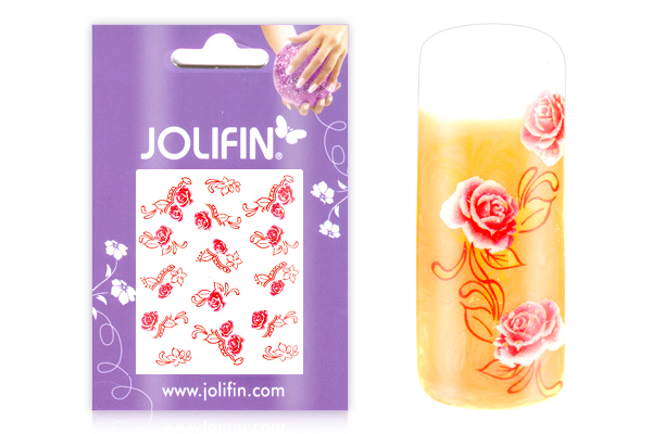 Jolifin Airbrush Tattoo Nr. 13