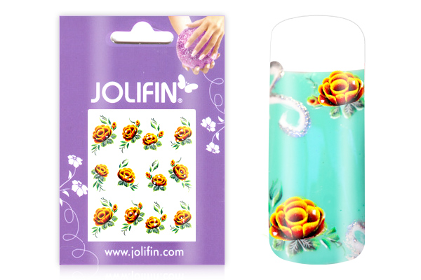 Jolifin Airbrush Tattoo Nr. 17