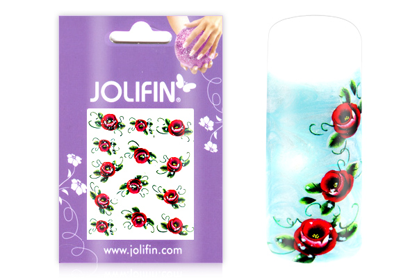 Jolifin Airbrush Tattoo Nr. 18
