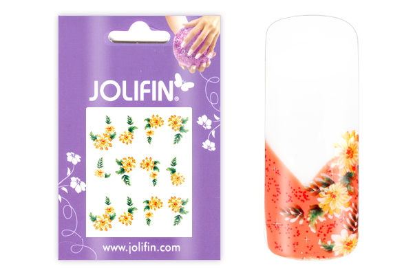 Jolifin Nailart Spring Tattoo Nr. 3