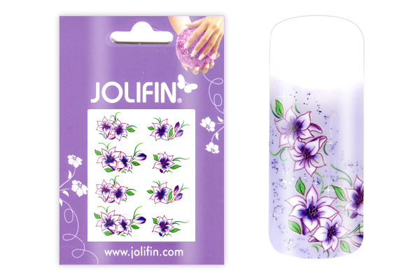 Jolifin Nailart Spring Tattoo Nr. 4