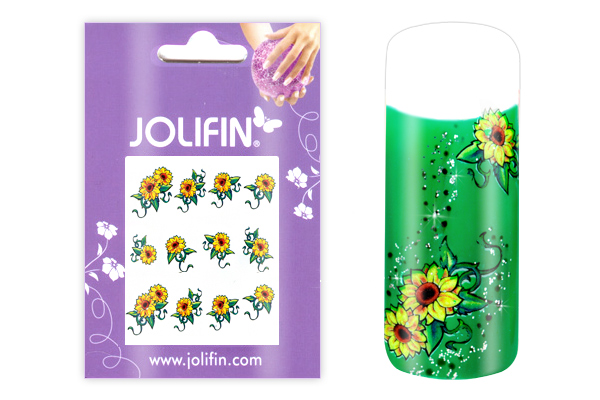 Jolifin Nailart Spring Tattoo Nr. 5