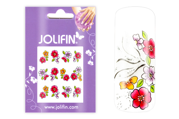 Jolifin Nailart Spring Tattoo Nr. 8