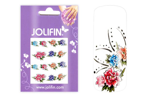 Jolifin Nailart Spring Tattoo Nr. 9