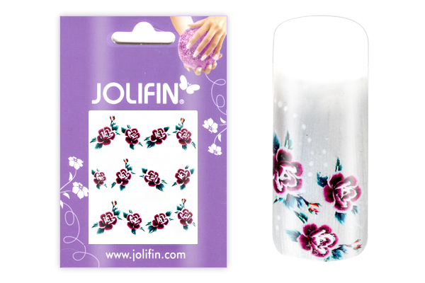Jolifin Nailart Spring Tattoo Nr. 12