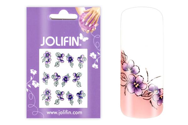 Jolifin Nailart Spring Tattoo Nr. 13