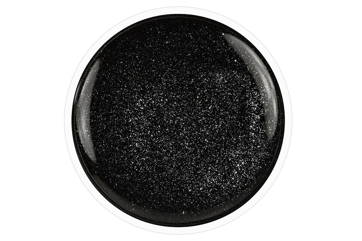 jolifin carbon colors uv nagellack metallic black 11ml pretty nail shop 24. Black Bedroom Furniture Sets. Home Design Ideas