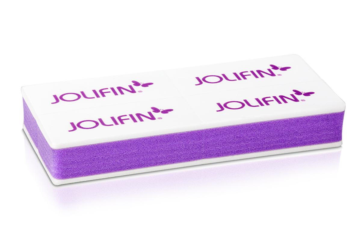 Jolifin 4er Reise-Polierblock mini