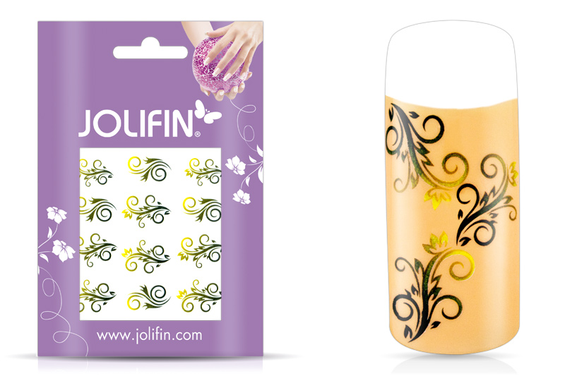 Jolifin Nailart Tattoo Nr.28