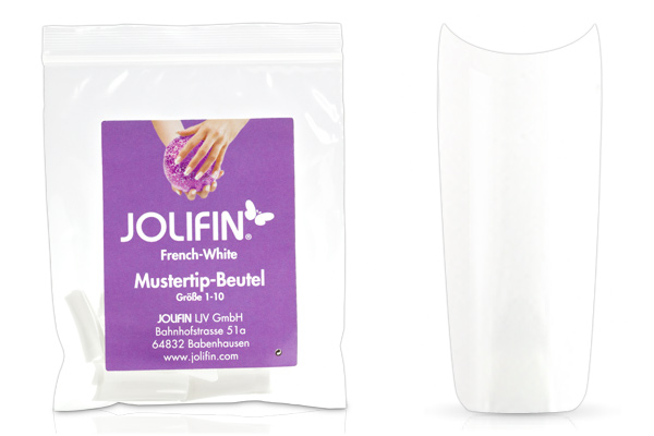 Jolifin Probe-Tipbeutel french