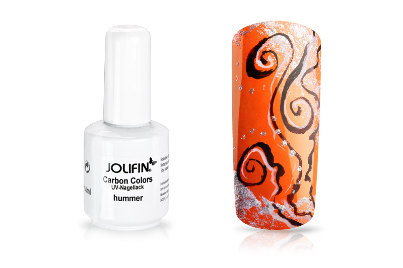 Jolifin Carbon Colors UV-Nagellack hummer 11ml