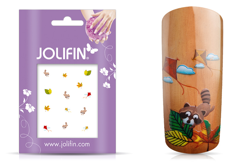 Jolifin Nailart Autumn Tattoo 1