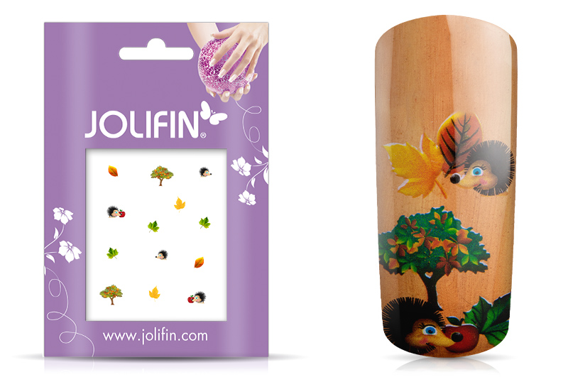 Jolifin Nailart Autumn Tattoo 2