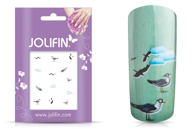 Jolifin Nailart Autumn Tattoo 8