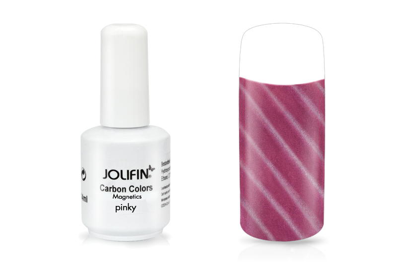 Jolifin Carbon Colors Magnetics pinky 14ml