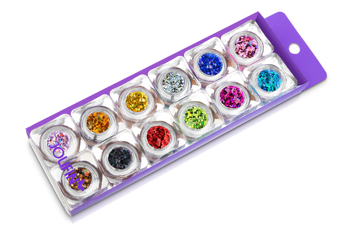Jolifin Diamond Glitter Set