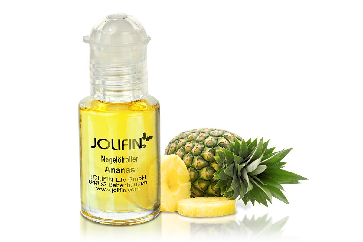 Jolifin Nagelölroller Ananas 6ml