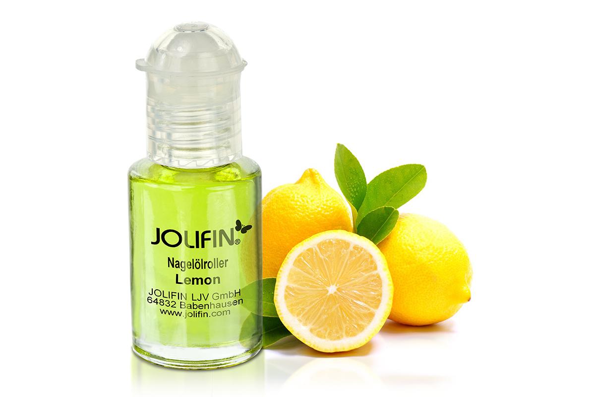 Jolifin Nagelölroller Lemon 6ml