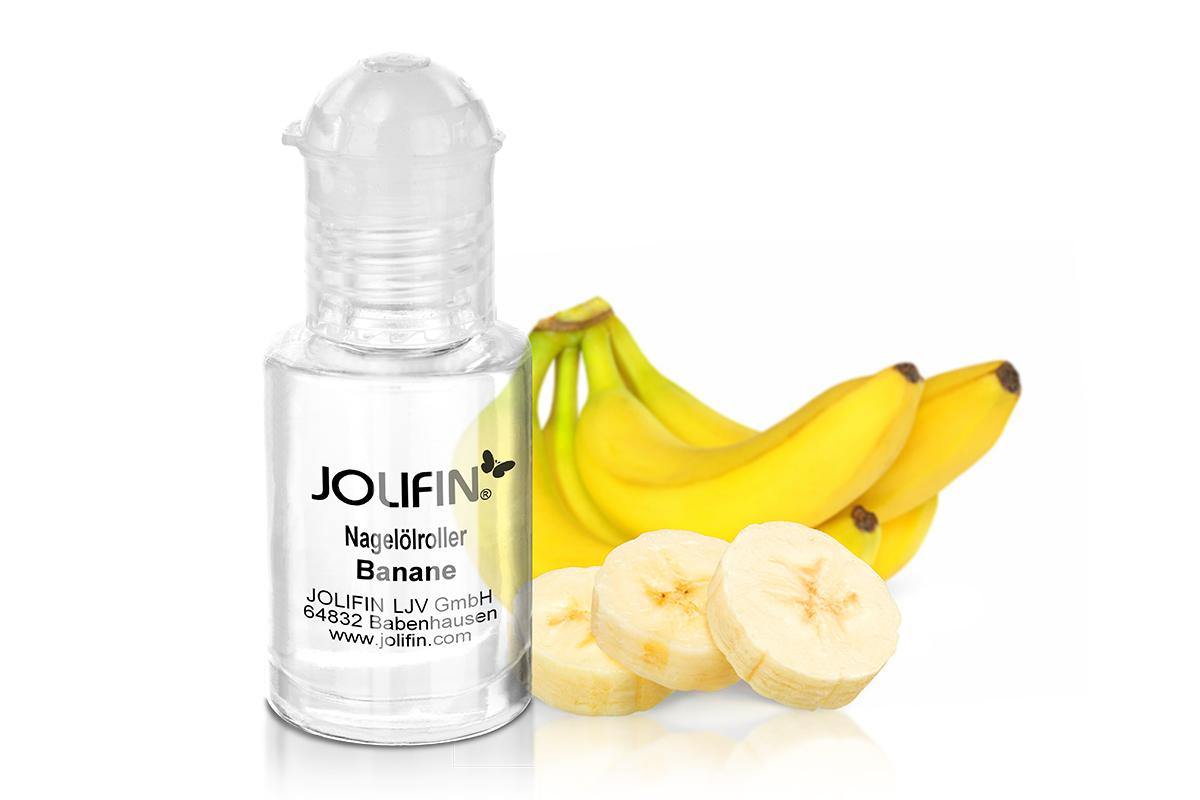Jolifin Nagelölroller Banane 6ml