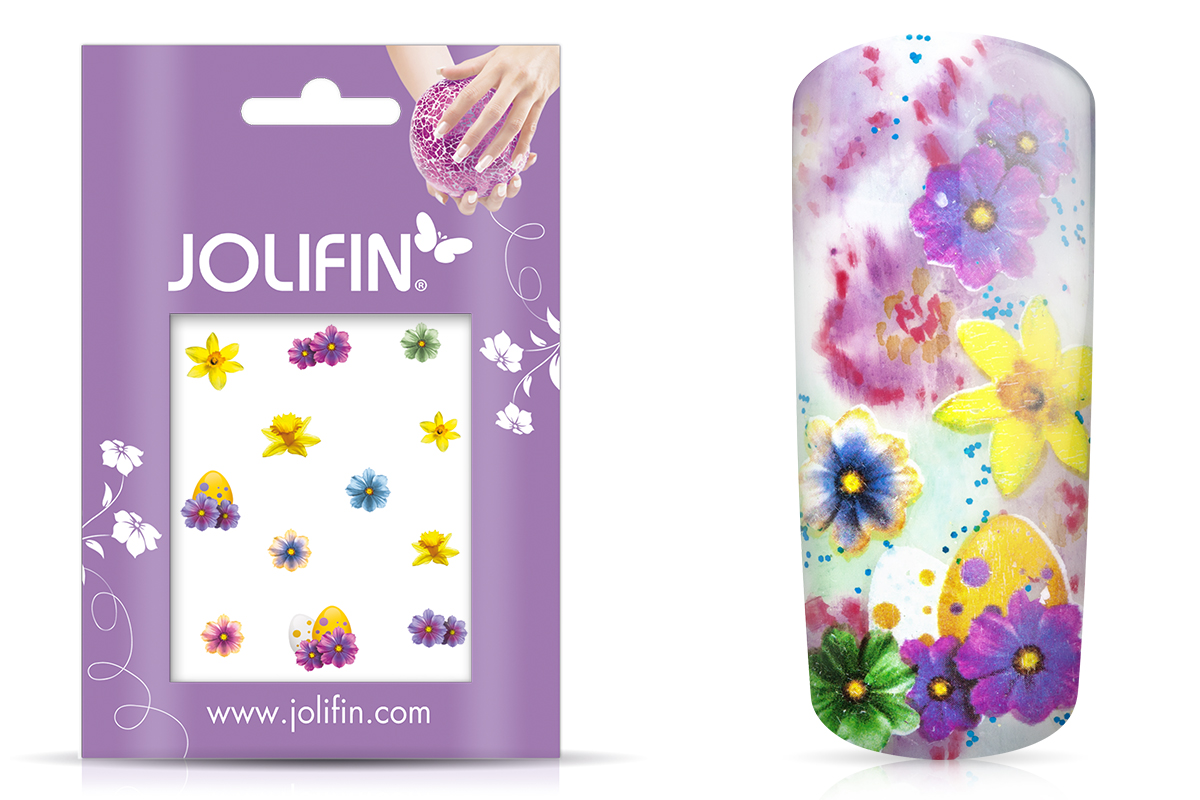 Jolifin Nailart Ostertattoos Nr. 5