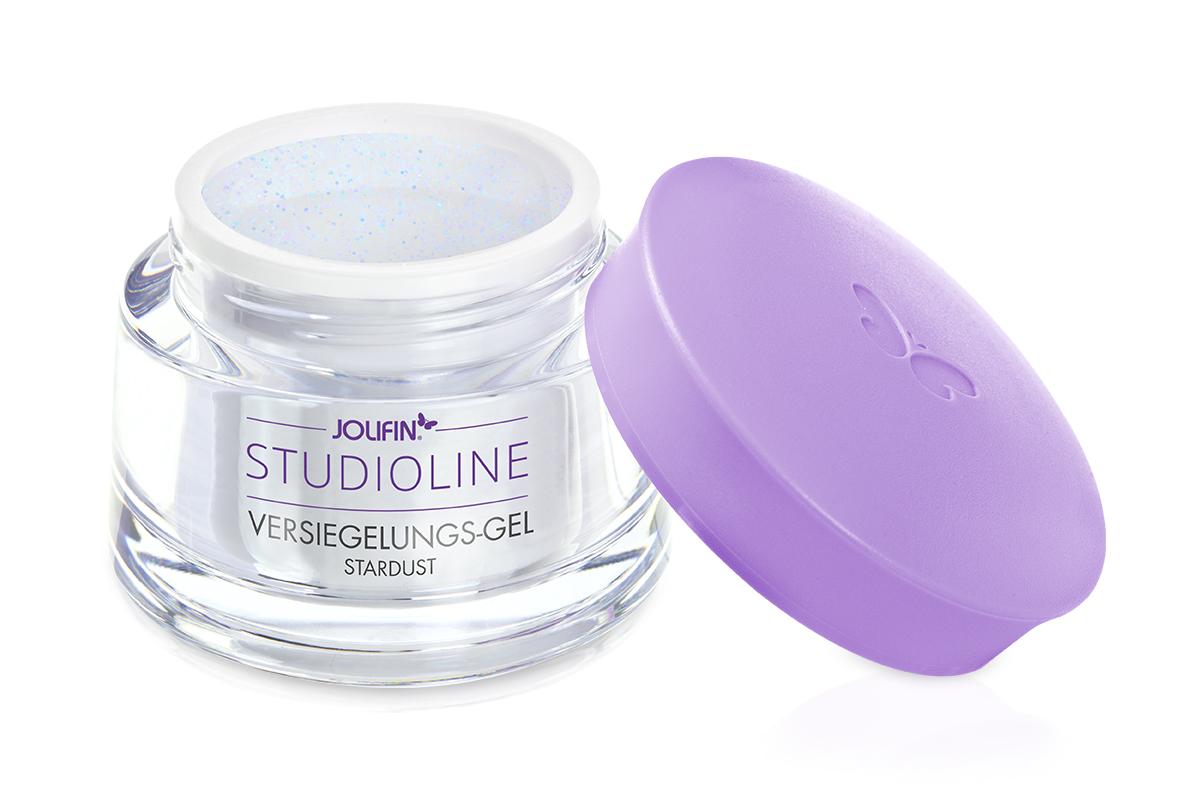 Jolifin Studioline 4plus Stardust Versiegelungs-Gel 30ml
