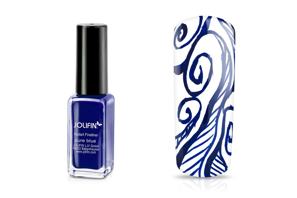 Jolifin Nailart Fineliner pure blue 10ml