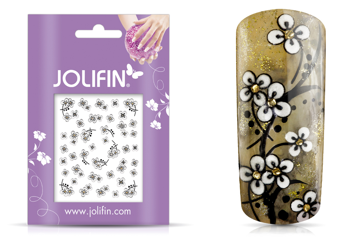 Jolifin Noble Nailart Sticker Nr. 2