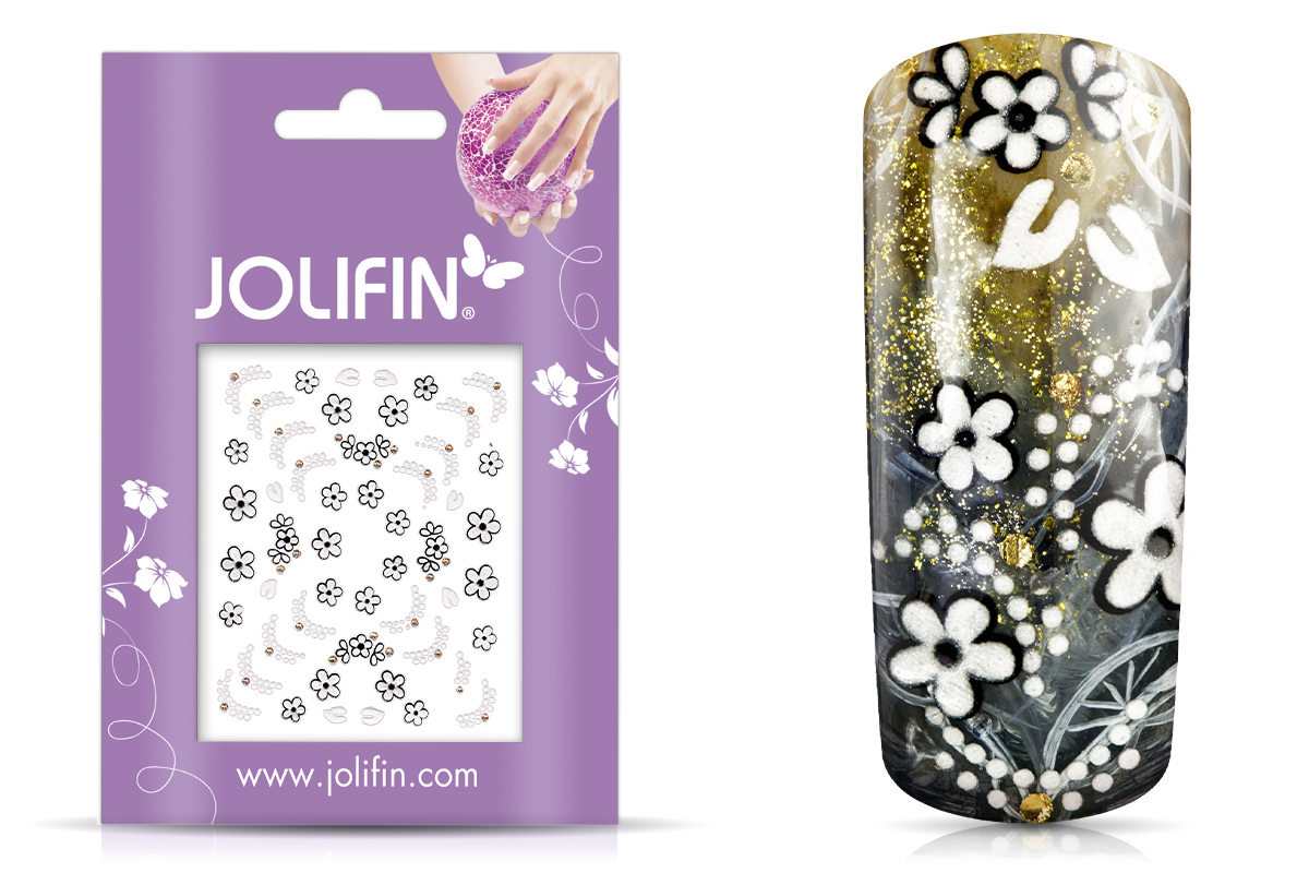 Jolifin Noble Nailart Sticker Nr. 6