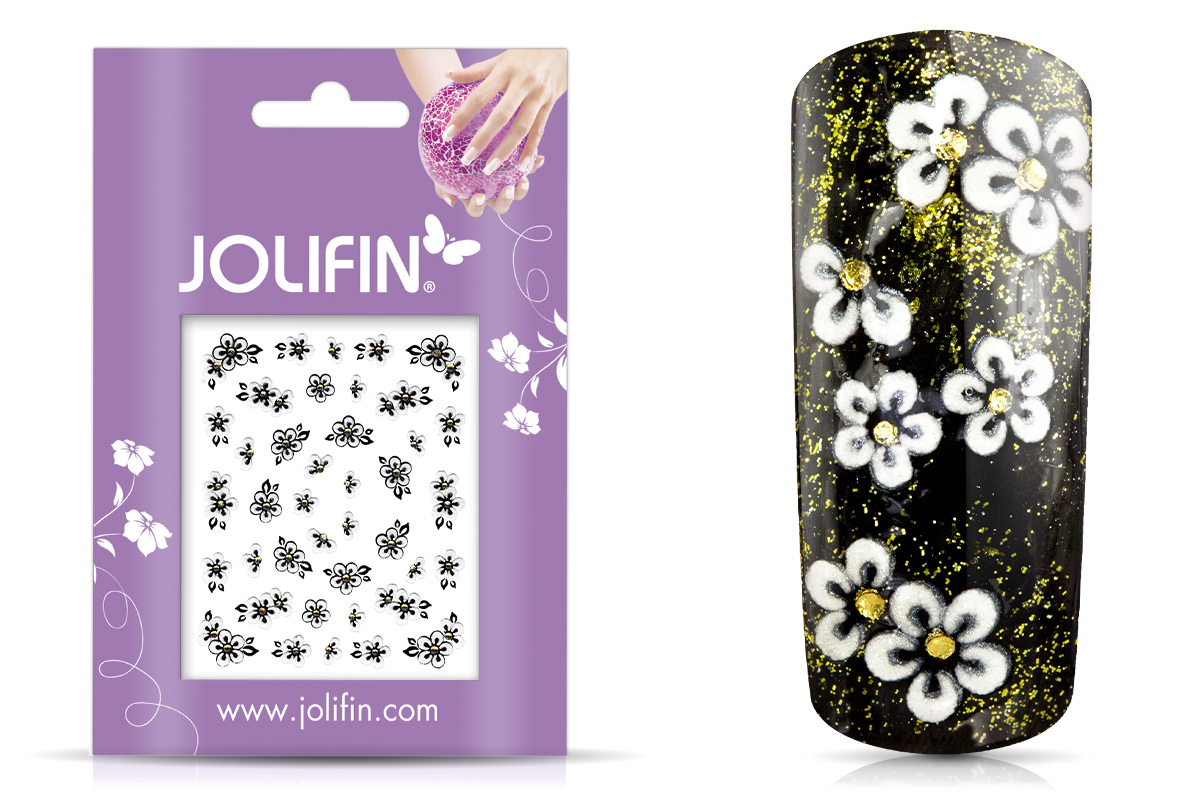 Jolifin Noble Nailart Sticker Nr. 7