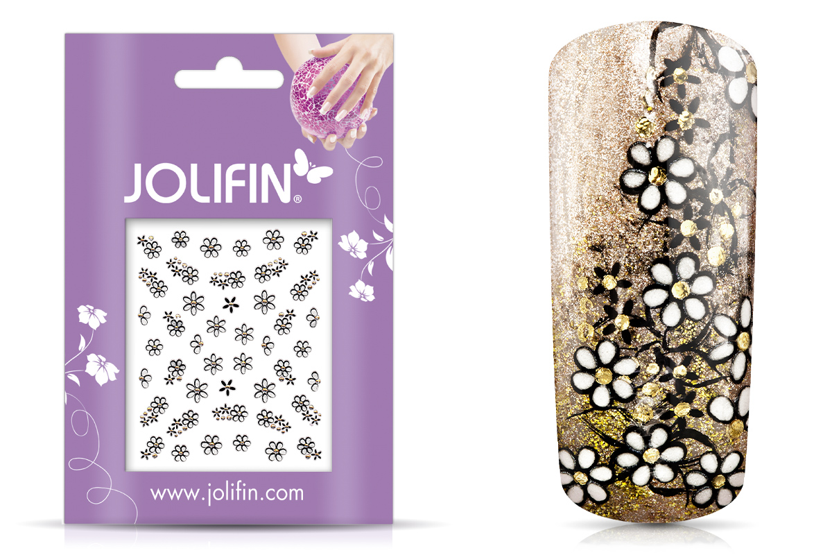 Jolifin Noble Nailart Sticker Nr. 8