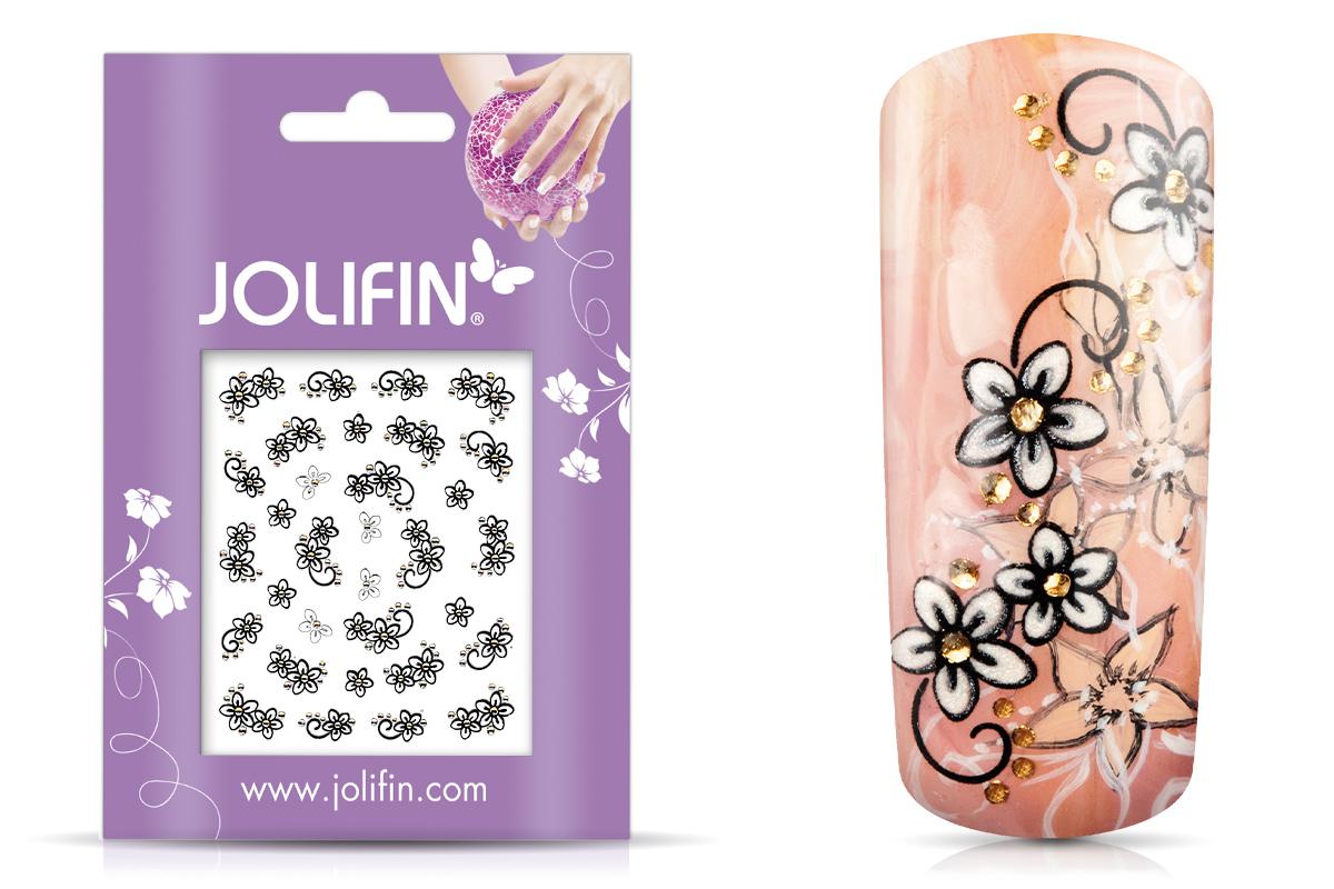 Jolifin Noble Nailart Sticker Nr. 9