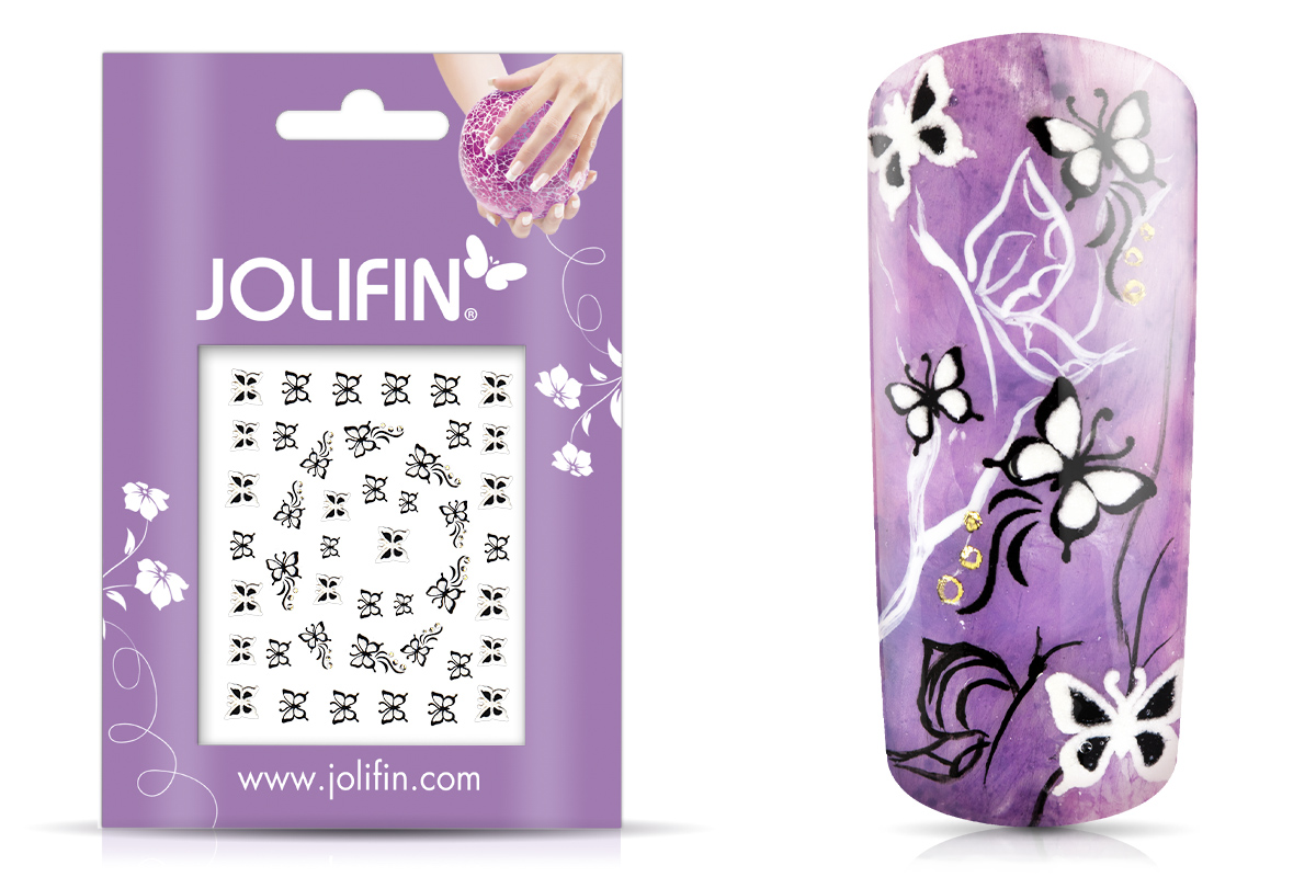 Jolifin Noble Nailart Sticker Nr. 15