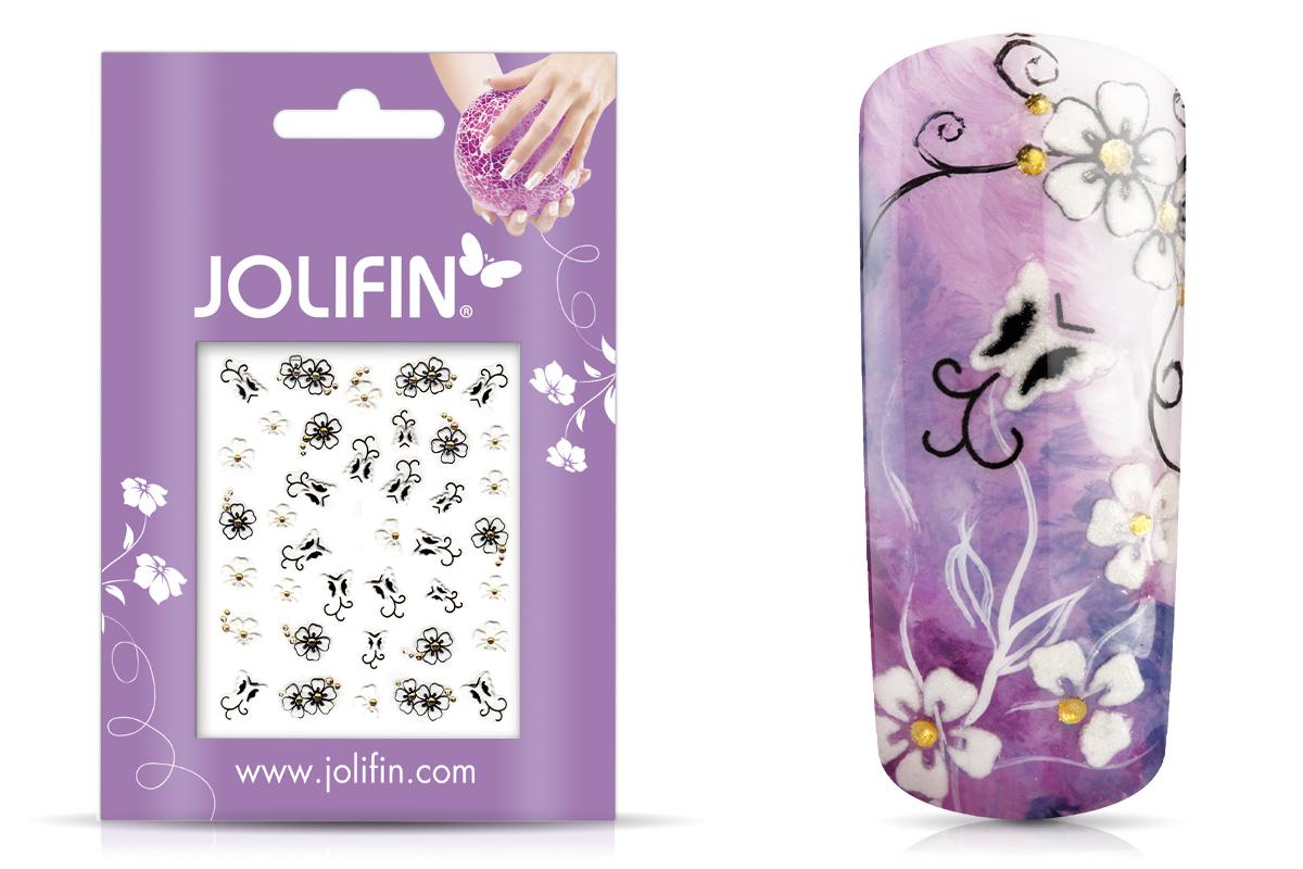 Jolifin Noble Nailart Sticker Nr. 17