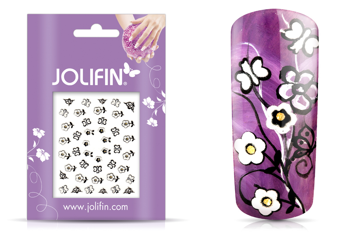 Jolifin Noble Nailart Sticker Nr. 18