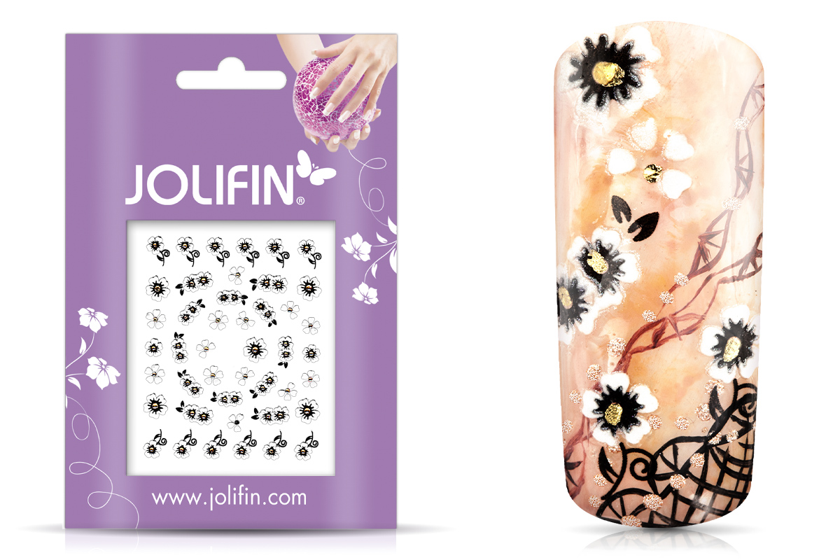Jolifin Noble Nailart Sticker Nr. 21