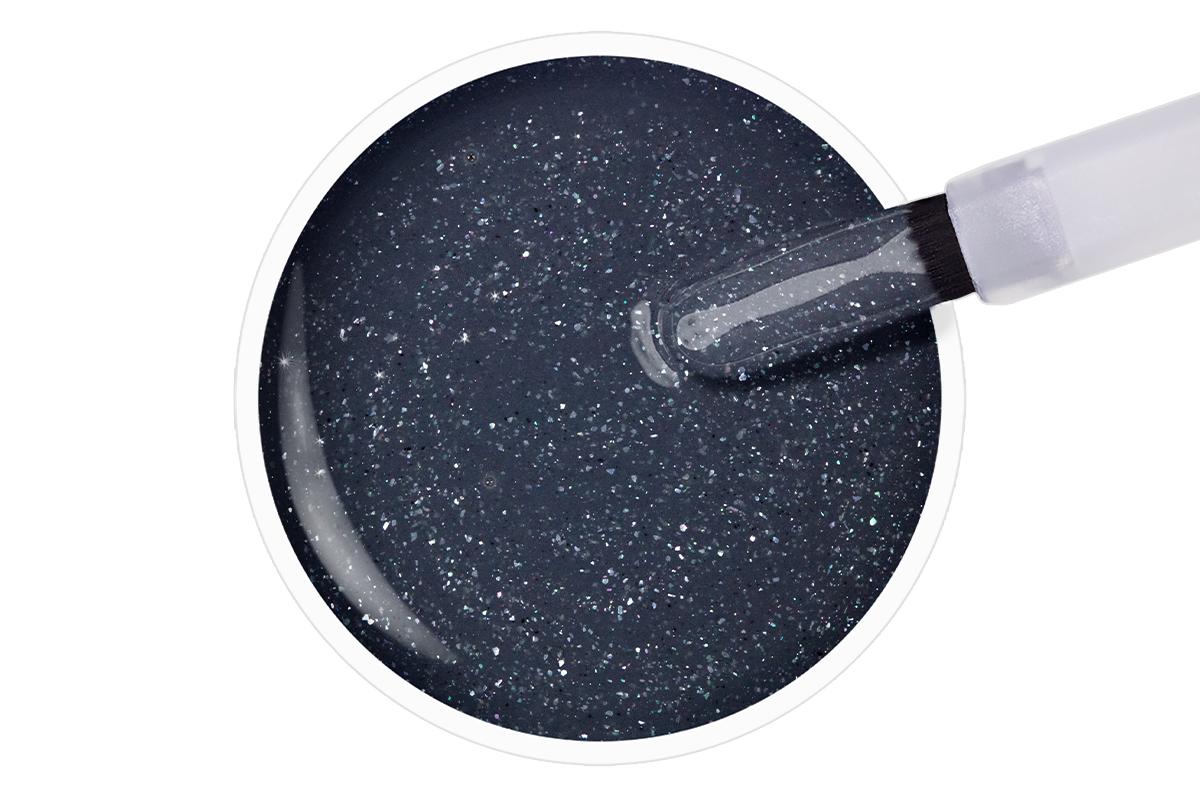 jolifin carbon colors thermo uv lack grey glitter 11ml pretty nail shop 24. Black Bedroom Furniture Sets. Home Design Ideas