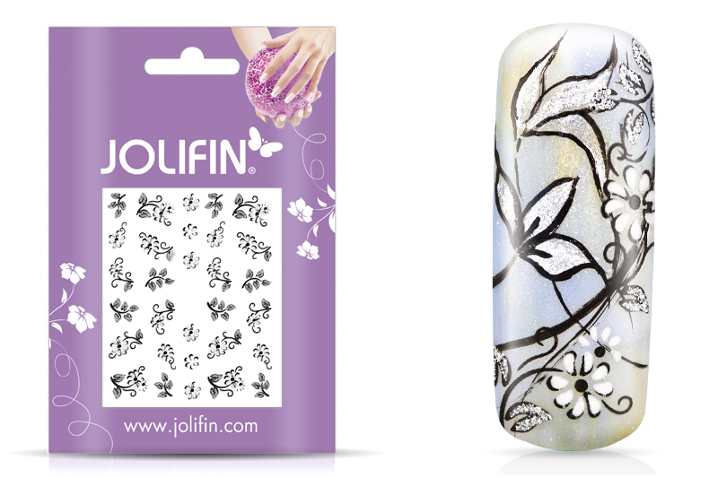 Jolifin Nailart Classic Dream Sticker Nr. 24