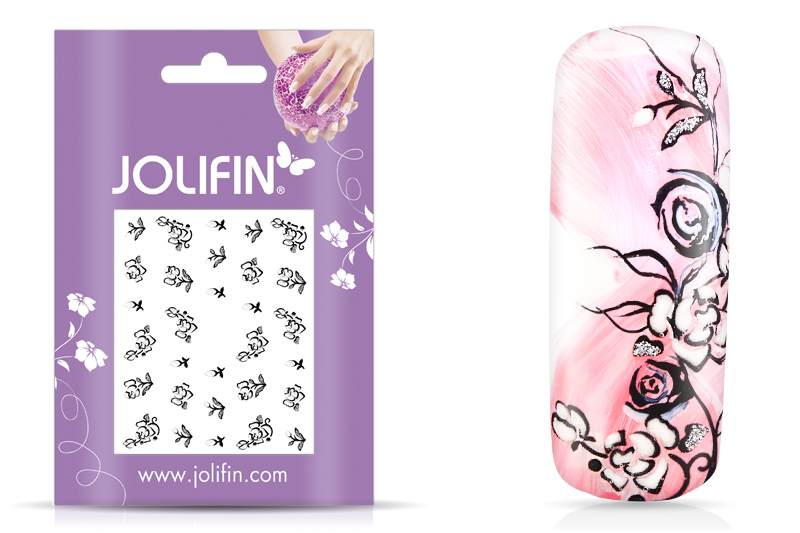 Jolifin Nailart Classic Dream Sticker Nr. 27