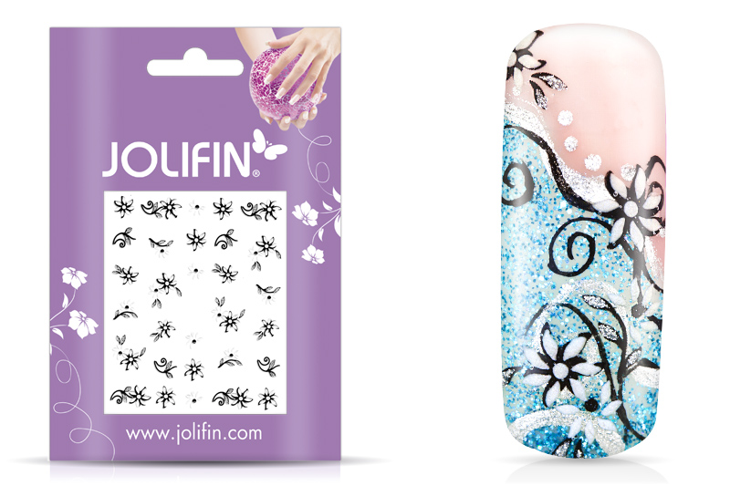 Jolifin Nailart Classic Dream Sticker Nr.30